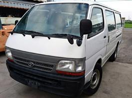 トヨタ ハイエース 100系 バン